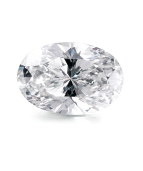 Oval Brilliant Cut Diamond